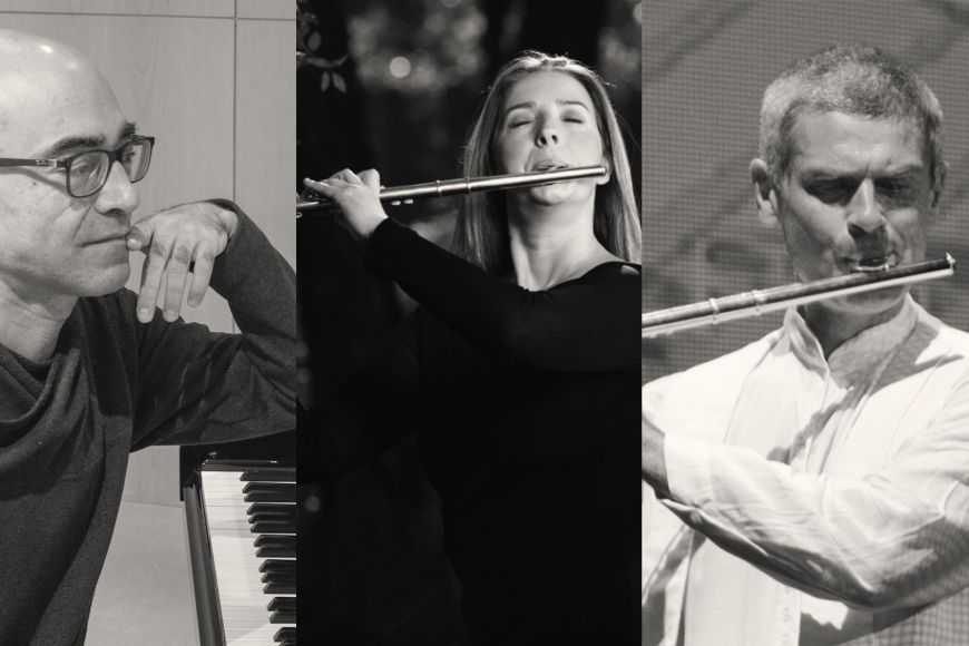Els colors del virtuosisme en la flauta al vell continent